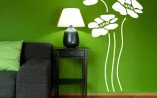 Краска без запаха – виды, плюсы, применение