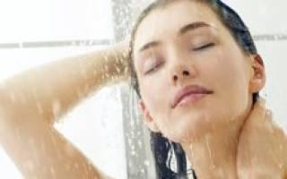 Как правильно мыться