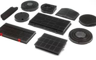 Как установить угольный фильтр в вытяжку?