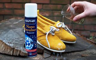 Водоотталкивающая пропитка для обуви – какая лучше?