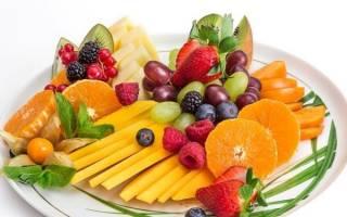 Как украсить стол фруктами?