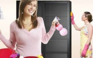 Как убрать наклейки с мебели?