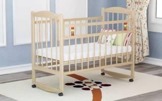 Как переделать детскую кроватку в кровать?