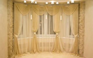 Дизайн штор и гардин – оформление окон