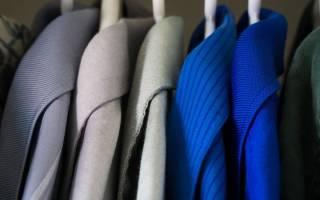 Как почистить пальто в домашних условиях?