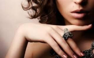 Как определить размер кольца на палец девушки?