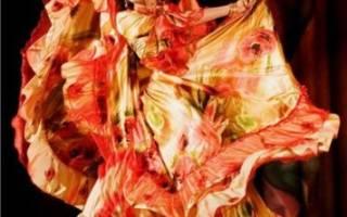 Как сшить цыганскую юбку своими руками – выкройки?