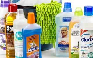 Cредство для мытья пола