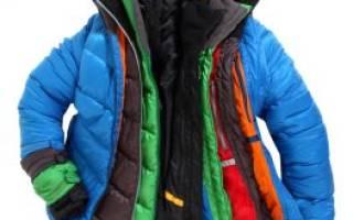 Как покрасить куртку?