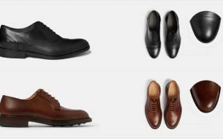 Как правильно подобрать обувь в костюму?