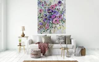 Картины для зала в квартире