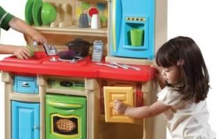 Детская кухня своими руками из фанеры – чертежи