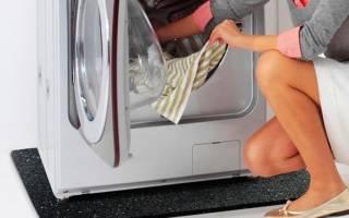 Коврик для стиральной машины