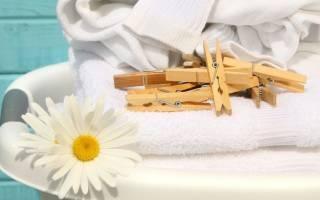 Отбеливание белья в домашних условиях – самый лучший способ